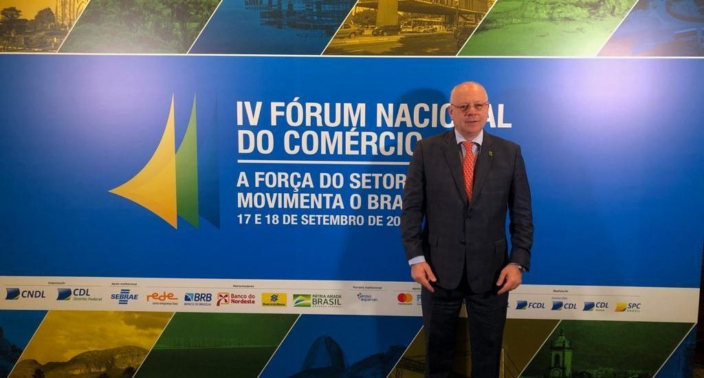 Fórum Nacional Do Comércio