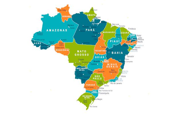 mercado de crédito do Brasil